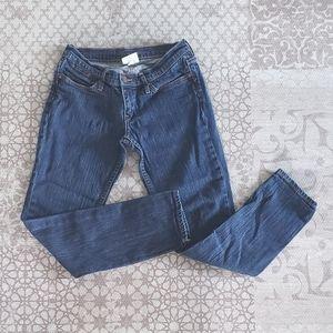 Banana Republic Vintage Wash Petite Skinny Jeans 2